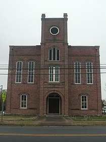 Williamston, NC - old Martin County Courthouse.JPG