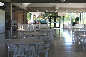 Willow Metropark - Image: Willow metropark food bar