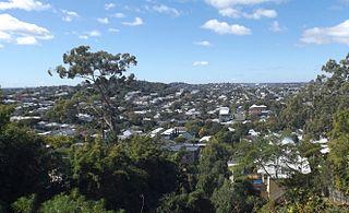 Wilston, Queensland Suburb of Brisbane, Australia