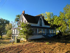 Old Winters Ranch/Winters Mansion - Image: Winters Ranch