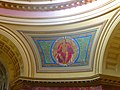 Wisconsin State Capitol Government Mosaic - panoramio.jpg