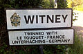 Witney is twinned with Unterhaching, Germany and Le Touquet, France.jpg