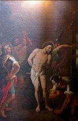 le Christ au Jardin des oliviers, Ecce Homo, la Flagellation, le Portement de croix, la Crucifixion à Wiwersheim