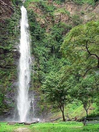 Wli waterfalls - Image: Wli Lower Fall 4