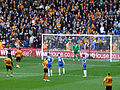 Wolves vs Peterborough - Sako Penalty (05.04.2014).jpg