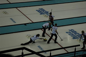 Great Britain at the 2014 Winter Olympics - British women's curling team