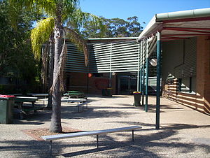 Woolgoolga, New South Wales - Woolgoolga High School