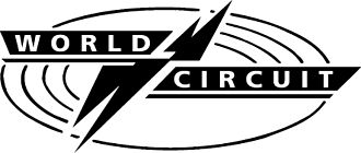 World Circuit (record label) - Image: World Circuit logo 30cm wide 300dpi