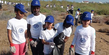 A wetland clean-up in Oman on World Wetlands Day World Wetlands Day.jpg