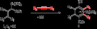 Wulff–Dötz reaction - The Dötz reaction