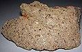 Wyomingite (Lower Pleistocene, 0.95 Ma; quarry on volcanic cone on Zirkel Mesa, Leucite Hills Volcanic Province, Wyoming, USA) 3.jpg