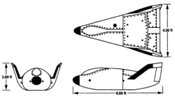 X-23A SV-5D three view diagram.png