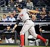 Xander Bogaerts batting in game against Yankees 09-27-16 (10).jpeg