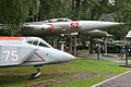 Yak-28P and Yak-141 at the Vadim Zadoroznhy Museum (8455971557).jpg