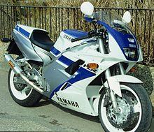 yamaha fzr1000 wikipedia rh en wikipedia org 94 FZR 1000 Sale 87 FZR 1000 Top Speed