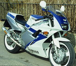 Yamaha FZR1000 - Yamaha FZR1000 Exup