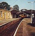 Yeovil Penmill Railway Station, Somerset - geograph.org.uk - 1561730.jpg