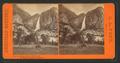 Yo Semite Falls, 2,634 feet high. Yo Semite Valley, California, by Pond, C. L. (Charles L.).png