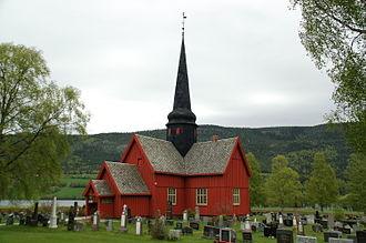 Ytre Rendal - Ytre Rendal Church