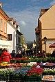 Záhřeb, Dolac, květinový trh.jpg