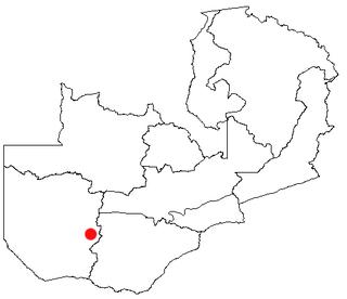 Kataba,  Copperbelt, Замбия