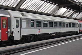 Serbian Railways - Passenger car