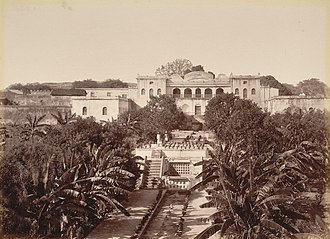 Aurangabad, Maharashtra - Zeb-un-Nisa's palace, Aurangabad 1880s.