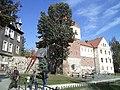 Zamek - tzw. Dwór Cetryczów (BUCHMANN).JPG