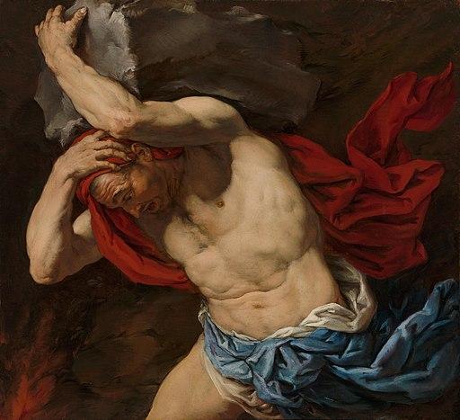 Zanchi - Sisyphus