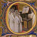Zanobi Strozzi - Camaldolese Friars in Choir - WGA21938.jpg