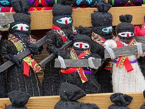 Chamula - Zapatista dolls