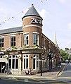 Zebra, King Street, Maidstone - geograph.org.uk - 77590.jpg