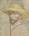 Zelfportret met strohoed - s0164V1962 - Van Gogh Museum.jpg