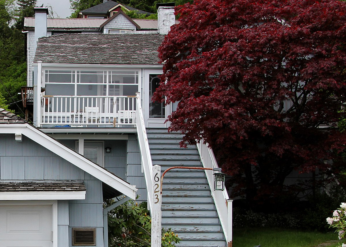 Ziegler House Ketchikan Alaska Wikipedia