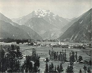 Zillertal - The Zillertal c. 1898