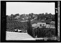 Zionist colonies on Sharon. Rishon-le-Zion. General view LOC matpc.15192.jpg