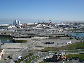 Calais - Port of Calais