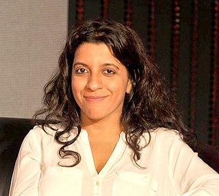 Zoya Akhtar Indian film director