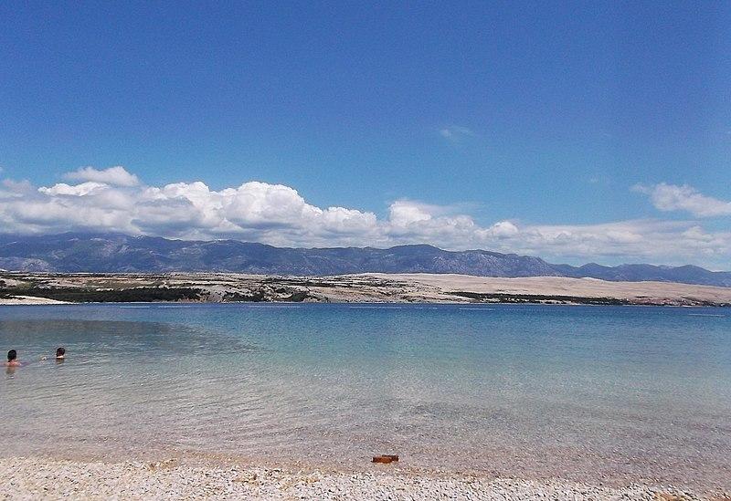 File:Zrće Beach - Insel Pag - panoramio.jpg