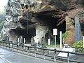 Zuiganji Temple Caves.JPG