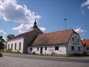 Oßling - Image: Zum Alten Wirtshaus Oßling 01