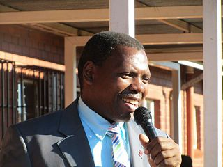 Zweli Mkhize South African politician
