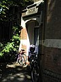 """Boys"" entrance at Fairfield Infant School - geograph.org.uk - 864147.jpg"