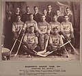 """Deseronto Hockey Team, 1911, Champions Bay District"". Taken in James Fairbairn's studio in Deseronto. (2802997935).jpg"