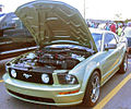 '05-'09 Ford Mustang GT Liftback (Auto classique Bellepros Vaudreuil-Dorion '11).JPG