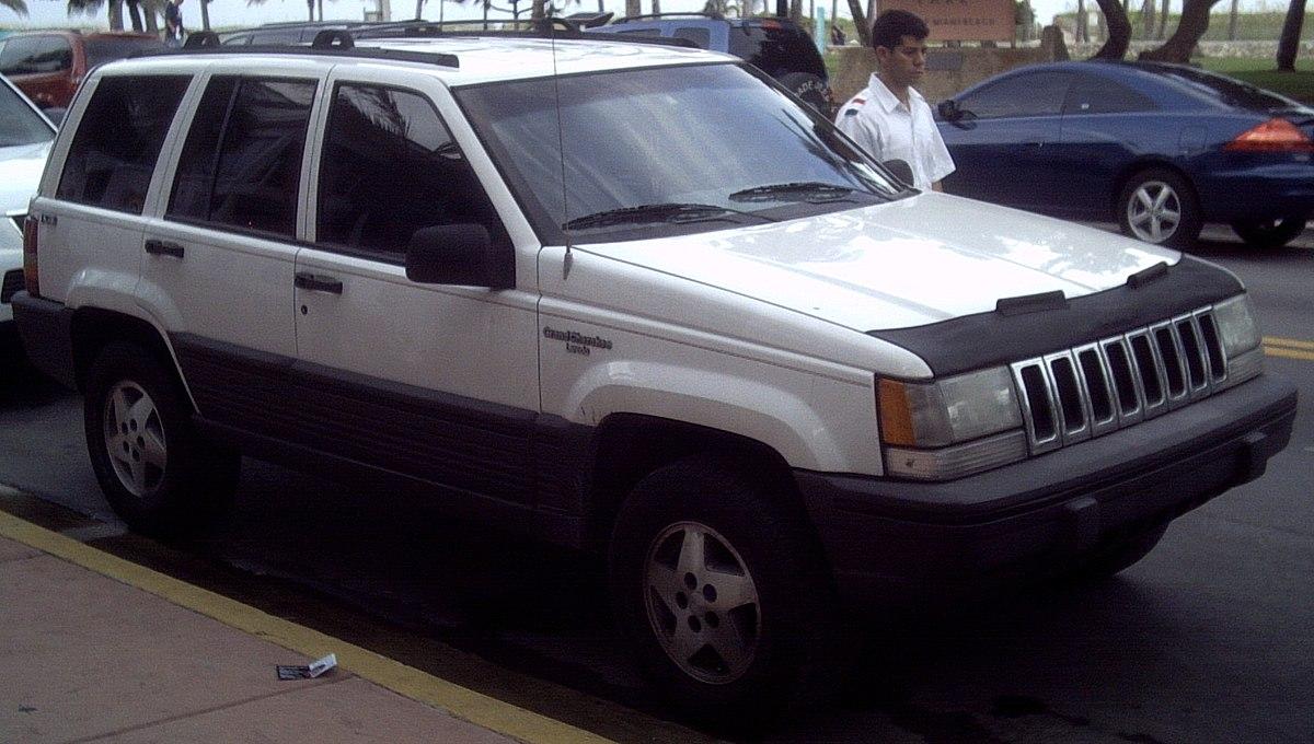 File 93 95 Jeep Grand Cherokee 4x4 Laredo Jpg Wikimedia Commons