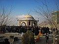 'Ashura' ^ Cemetery of Mesgarabad, تاسوعای حسینی و گورستان مسگرآباد - panoramio.jpg