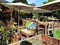 'Restaurant-Kiosk Riesbach' beim Hafen Riesbach in Zürich-Seefeld 2012-05-29 17-47-25 (P7000).jpg