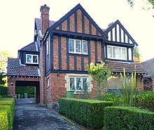 Tudor Revival Architecture Wikipedia