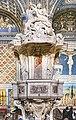 (Albi) Cathédrale Sainte-Cécile - Pulpit PalissyPM81000005.jpg